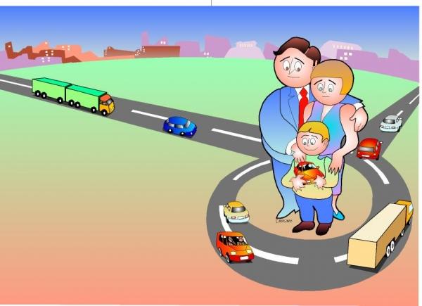 Η προστασία των παιδιών από τα τροχαία