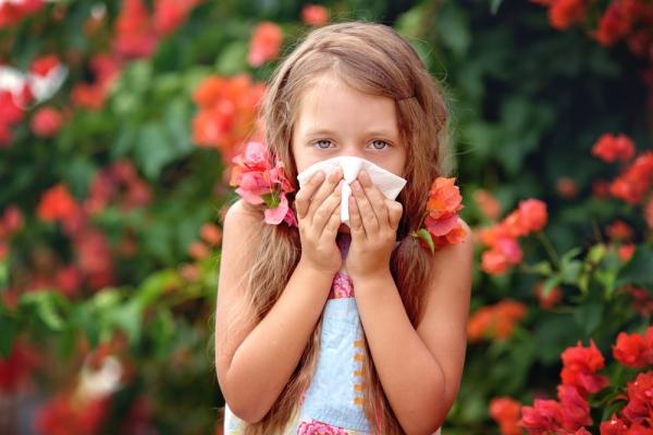 Αλλεργίες: Οι ιδιαιτερότητες στα παιδιά