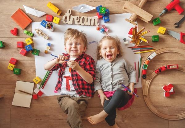 9 ιδέες για να αντικαταστήσετε την οθόνη τις μέρες που τα παιδιά μένουν αναγκαστικά στο σπίτι