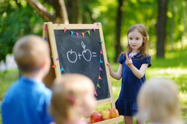 Το μάθημα στη φύση ενισχύει την προσοχή και τη δέσμευση των μαθητών