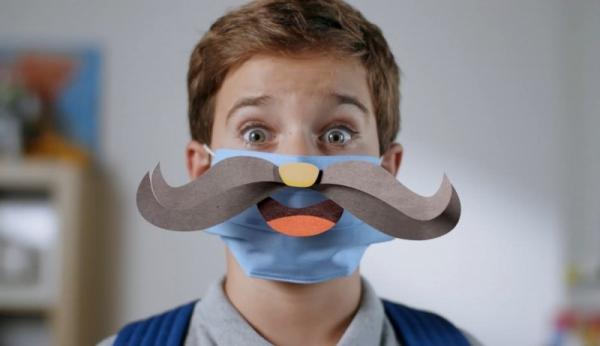 """""""Οι μάσκες που χαμογελούν όπως αυτοί που αγαπάς"""" - Νέα ενημερωτική καμπάνια της ΓΓΠΠ"""