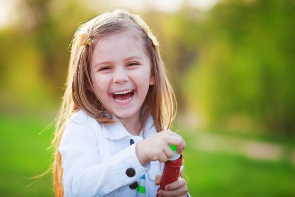 10 βήματα για ένα χαρούμενο παιδί!