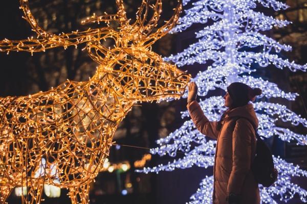 5 χριστουγεννιάτικες βόλτες που τα παιδιά σας θα θυμούνται για πάντα