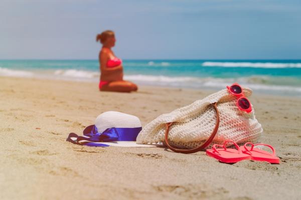 5 σημεία προστασίας για τις μέλλουσες μαμάδες το καλοκαίρι
