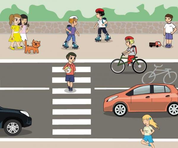 Εισαγωγή της κυκλοφοριακής αγωγής στα Δημοτικά Σχολεία