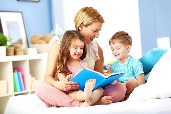 Η συμμετοχική ανάγνωση κάνει τα παιδιά πιο έξυπνα και πιο επιτυχημένα
