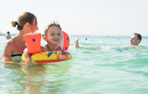 Παιδί και Θάλασσα: Τι να προσέξετε;